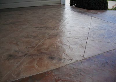 stamped concrete rochester ny sidewalk installer