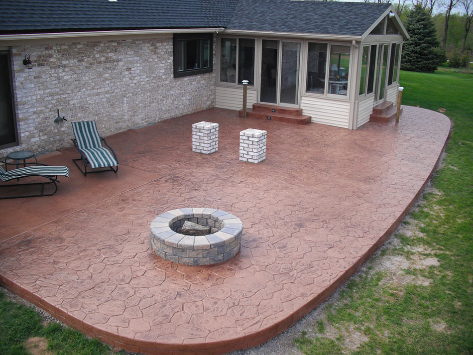 Stamped Concrete Decorative Concrete Systems